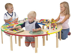 Fun kids table